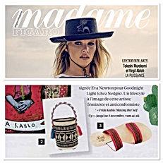 Madame Juillet 2018 | nupié, nupie, sandals, slippers, pink, teressa, handmade, konso