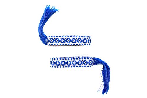 Rubans Athena Blue