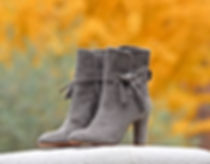 nupié, nupie, winter collection, boots, taupe