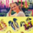 Grazia Juin 2017 | nupié, nupie, sandals, sandales, rubans, maya, handmade