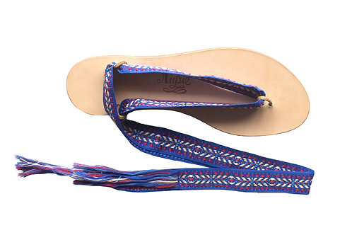 Nupié Sandals Spetses Blue