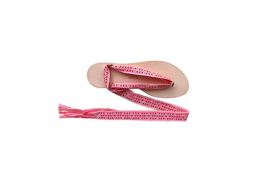 Rubans Spetses Pink