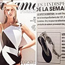 Madame Figaro juillet 2015