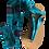 Thumbnail: Rubans Safari blue