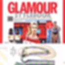 Glamour 2017 | nupié, nupie, sandals, sandales, rubans, handmade, colorful, interchageable