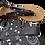 Thumbnail: Sandales avec rubans Bandana gris
