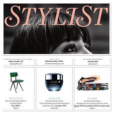 Stylist Juillet 2018 | nupié, nupie, sandals, sandales, rubans, ribbons, otomi, handmade