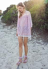 nupié, nupie, sandals, sandales, rubans, ribbons, handmade, pink, model, nu pied