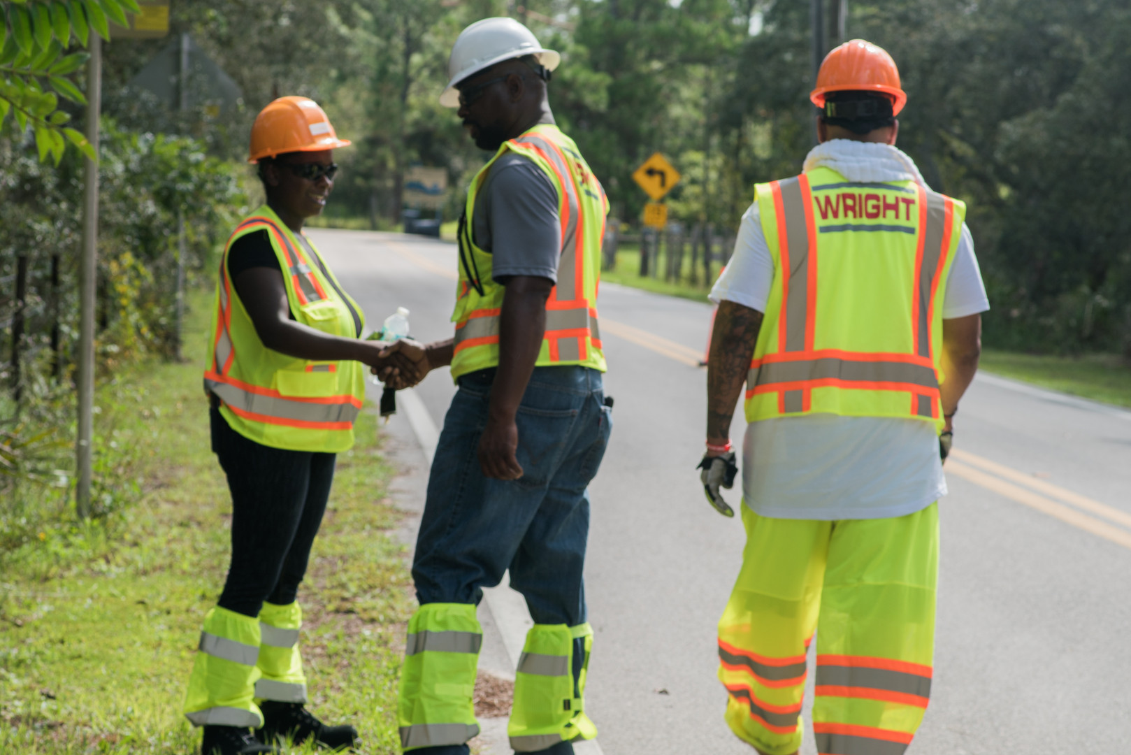 Wright Traffic Control Services