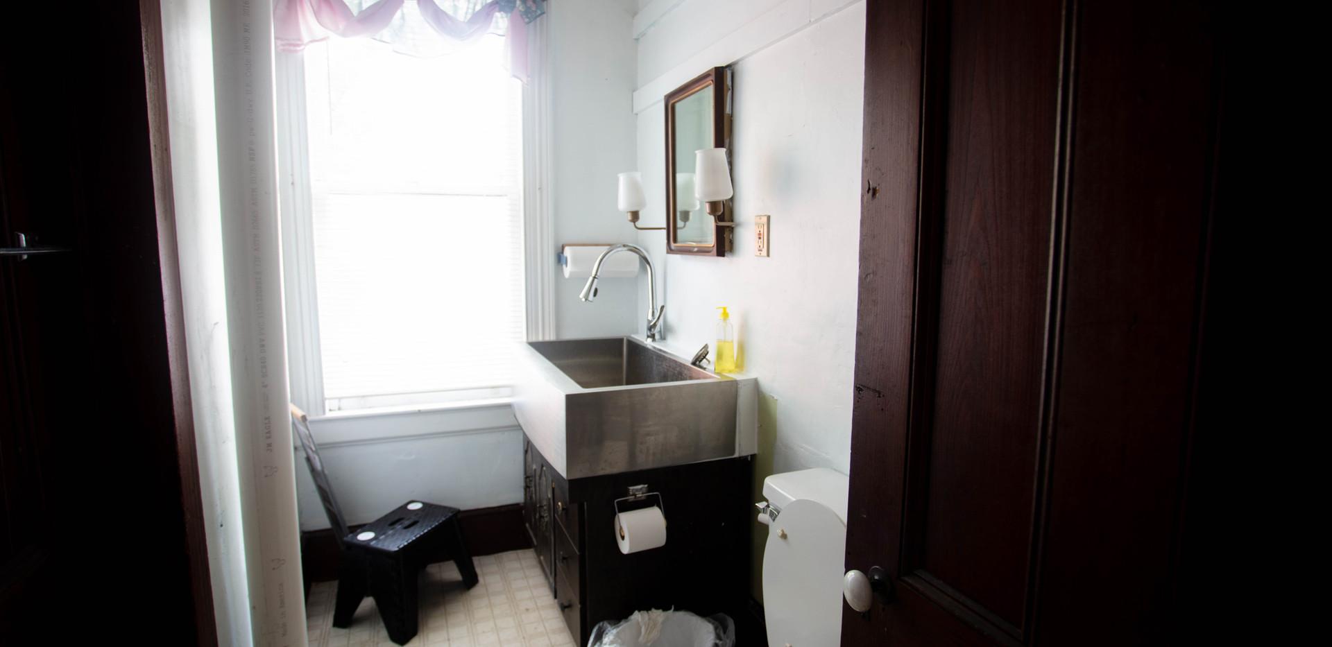 Pritchard interior Bathroom