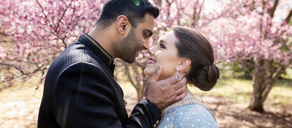 Megan and Raj Indian Ceremony 4.6.19