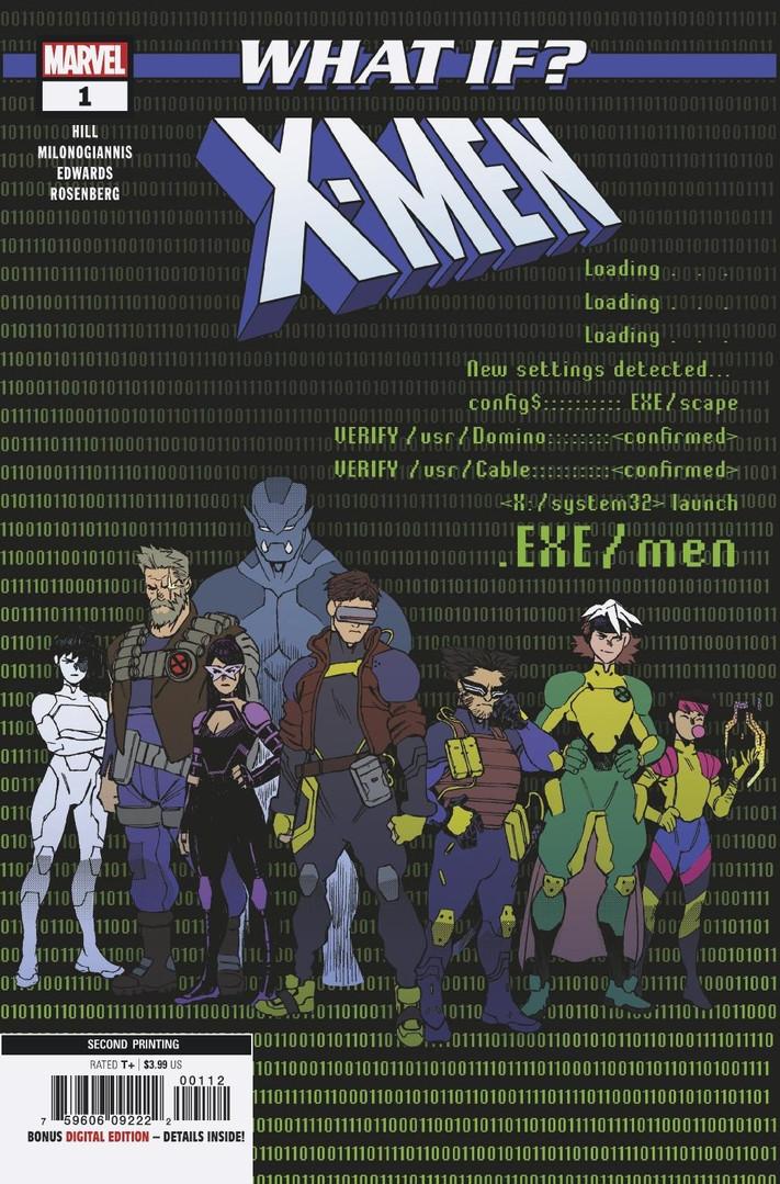 What if? X-Men #1