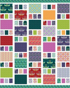 Amy Smart Craftsman Quilt Pattern