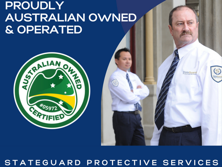 Proudly 1OO% Australian Owned & Operated