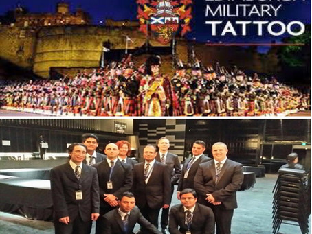 Royal Edinburgh Military Tattoo Expo