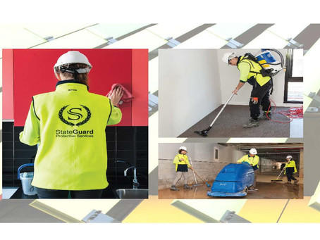 StateGuard Cleaning Division