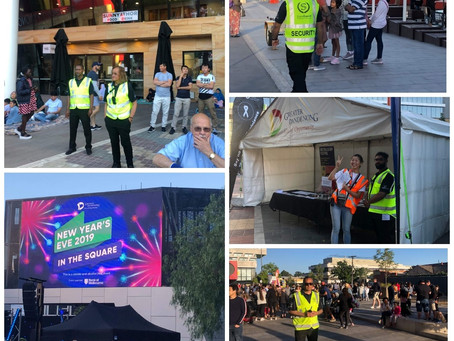 New Years Eve 2019 in the square- Dandenong Council