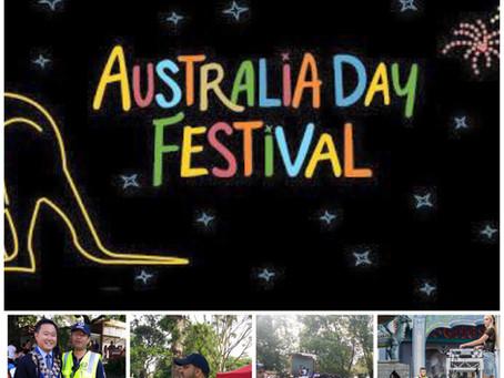Australia Day Festival