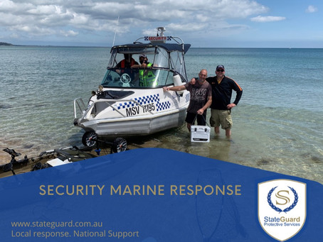 Security Marine Response