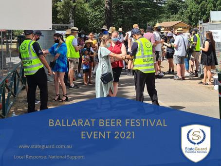 Ballarat Beer Festival 2021