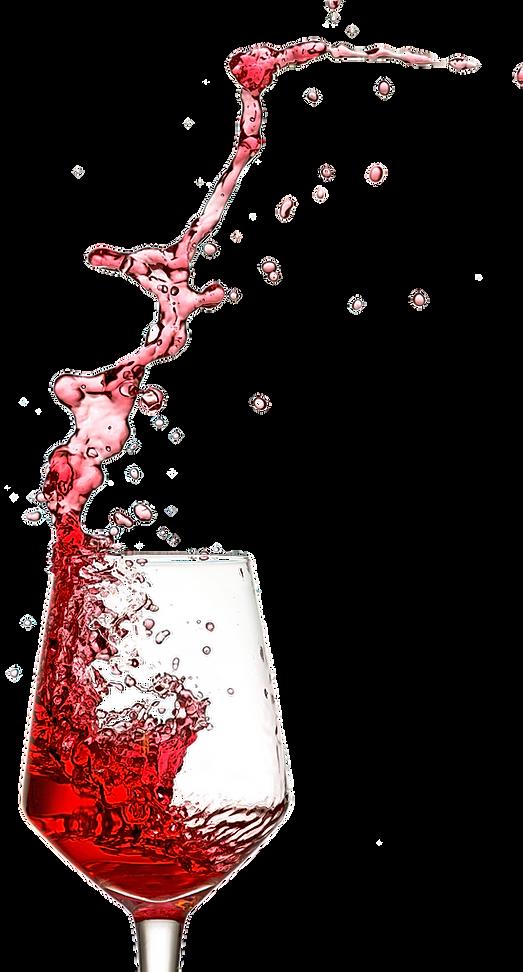 Vino Bambino wine in glass
