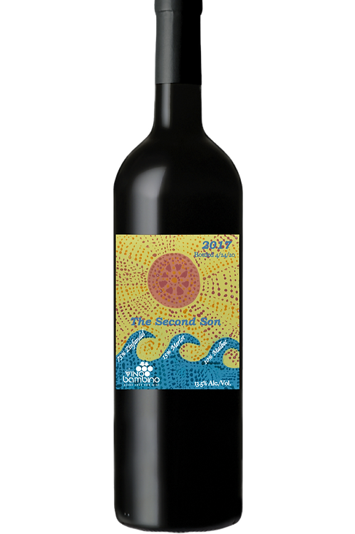 2017 The Second Son - Zinfandel Blend
