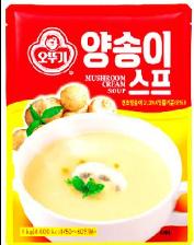 Ottogi Mushroom Soup Powder (1kg)   오뚜기 대용량 양송이스프