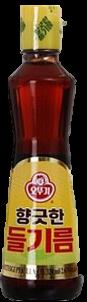 Ottogi Perilla Oil, 320 ml 오뚜기 들기름