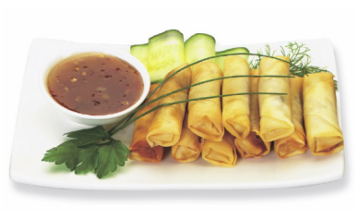 Vegetable Spring Roll (1kg) 스프링롤   春卷
