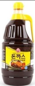 Ottogi Donkatsu Sauce (2.1L) 오뚜기 돈까스 소스