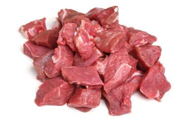 Lamb Meat Pieces  (Boneless) 탕용 양고기 燒烤羊肉片