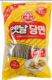 Ottogi Glass Noodles, 1kg 오뚜기 옛날당면