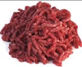 Beef Lean Mince 소 민스 (고급) 牛肉碎