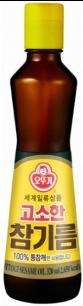 Ottogi Sesame Seed Oil, 320 ml 오뚜기 참기름