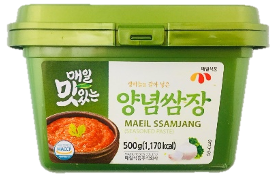 Seasoned Soybean Paste, 500g) 양념쌈장