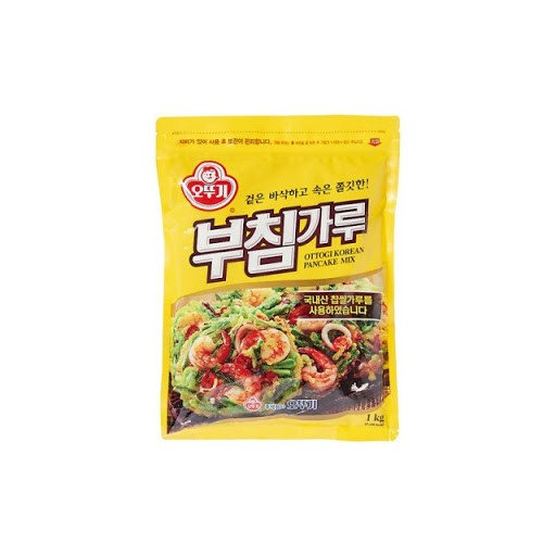 Ottogi Korean Pancake Mix, 1kg 부침가루