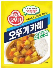 Ottogi Curry Powder, Mild (1kg) 오뚜기 카레 (순한맛)