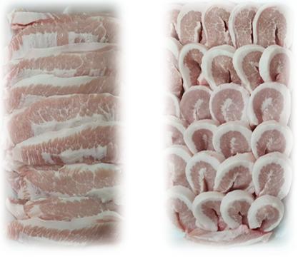 Fresh Jowls Meat, 500g  항정살
