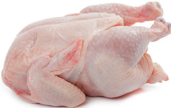 Fresh Whole Chicken, 2.6kg 통닭