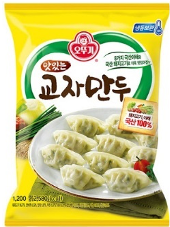 Ottogi Sampo Dumplings  (1350 g) 오뚜기 교자만두