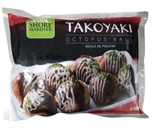 Takoyaki Balls, 500g 타코야키