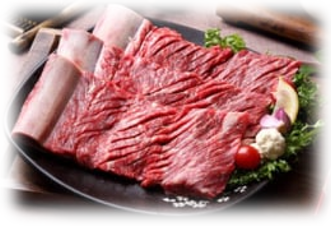 Fresh Gourmet Braised Ribs (4 Braised Ribs) 특 편갈비 (4대, 뼈길이 7cm)