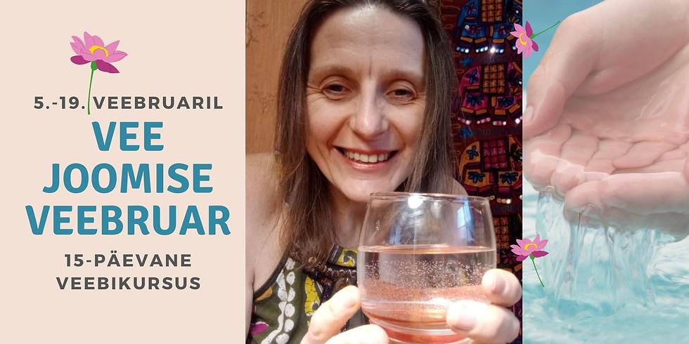 Vee joomise veebruar. 15-päevane veebikursus