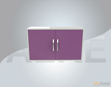 Clinical Cabinet for Wall Model Sd-Wal2