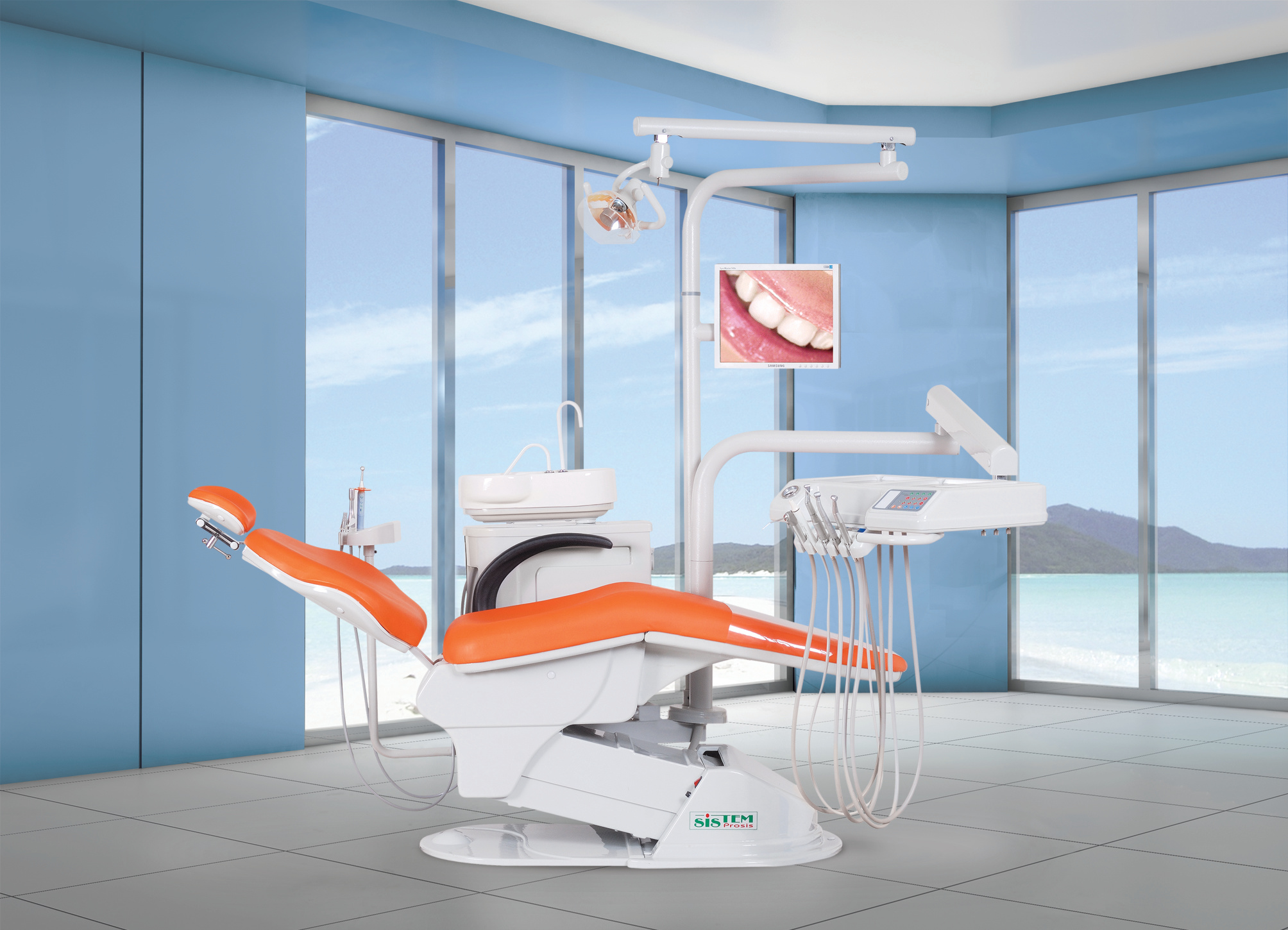 S-Prosisdent Dental Unit