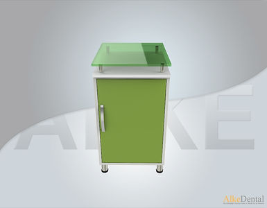 1 Cover Glass Surface Dental Clinical Cabinet Model Sd-Gls1
