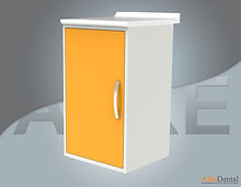 clinic cupboard one cover
