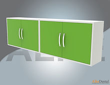 SD-WAL3 Clinic Cabinet For Wall