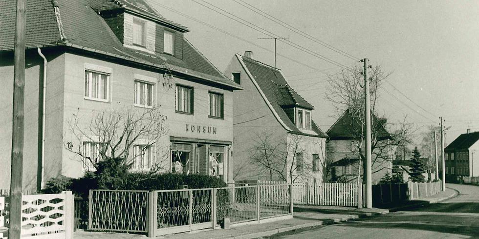 Wie war das damals in den 1980ern in Großpösna?