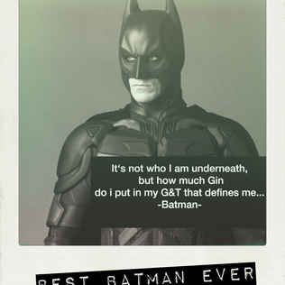 Batman True Stories